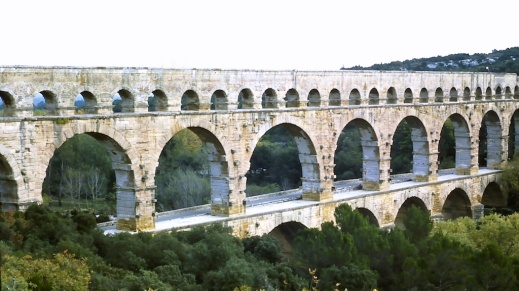 Pont du Gard, 19BC