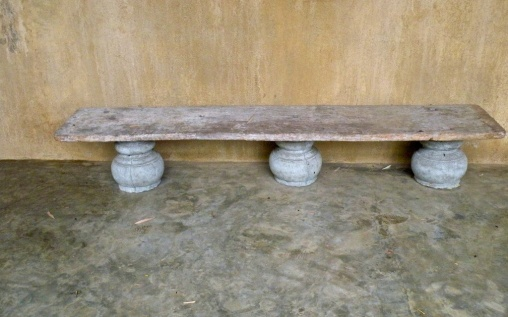 Three Pots and a Plank 1