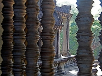 Angkor Wat - Window Spindles